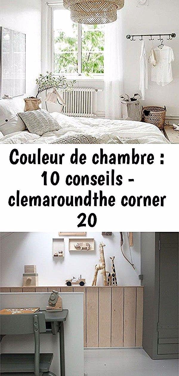 Couleur De Chambre 10 Conseils Clemaroundthe Corner 20 Home