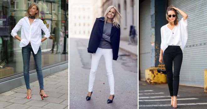 Tight jeans have to fit, dress and create fashion pictures?