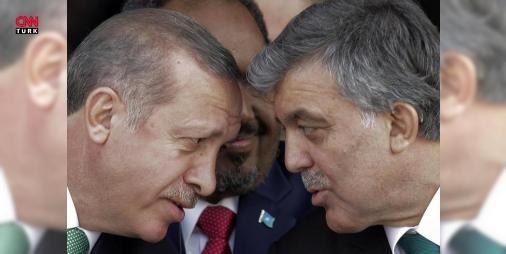 Erdoğan'dan Abdullah Gül mesajı: Cumhurbaşkanı Recep Tayyip Erdoğan, dün 3 yıl sonra kurucusu olduğu AK Parti'ye geri döndü. Üyelik beyannamesini imzaladıktan sonra bir konuşma yapan Erdoğan isim vermeden mesaj verdi.