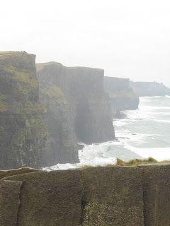 Cliffs of moher - O que fazer na Irlanda