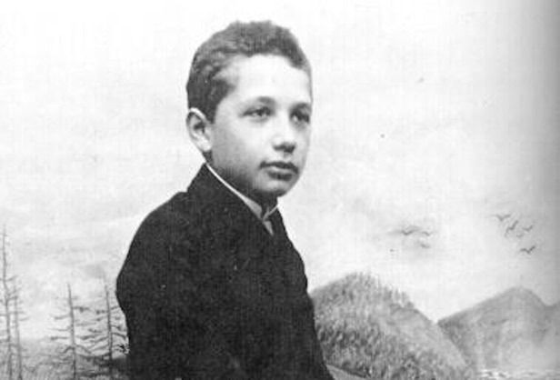 As a child, young Albert was once struck ill, and to keep him entertained while he was bedridden, his father gave him a compass. It fascinated him and was said to be the first scientific thing he studied, as he immediately knew that some kind of invisible force caused the compass to point north.