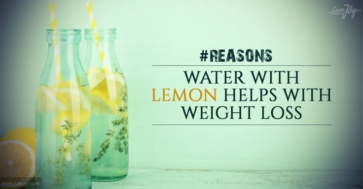 10 Reasons To Drink Lemon Water In The Morning On An Empty Stomach