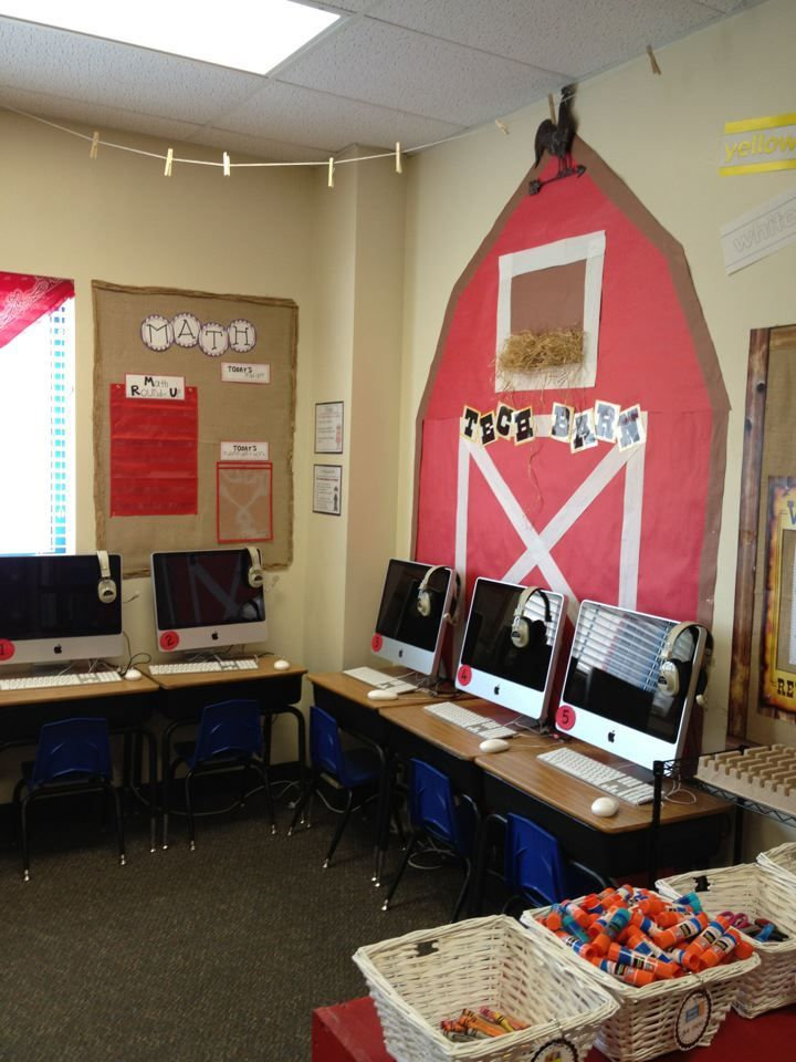 Decorating Elementary Classrooms ~ Best ideas about farm theme classroom on pinterest