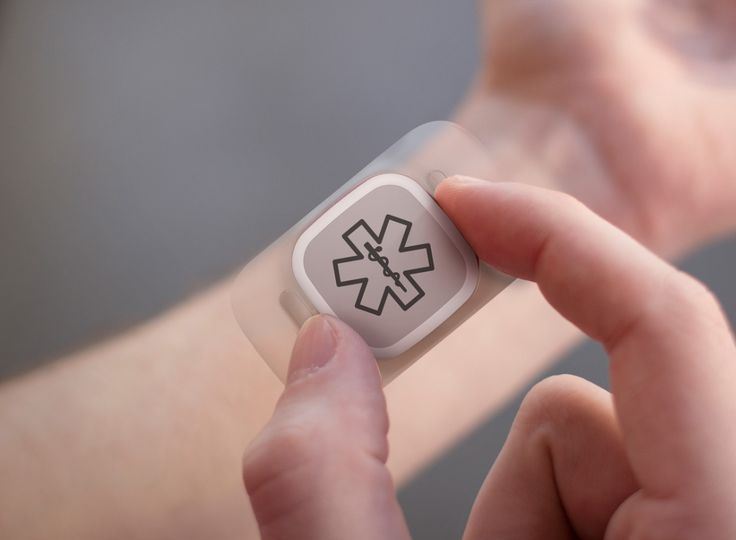 Keep Your Epilepsy Secret with This Sticky Medical Device. #epilepsy #medical #discoveries