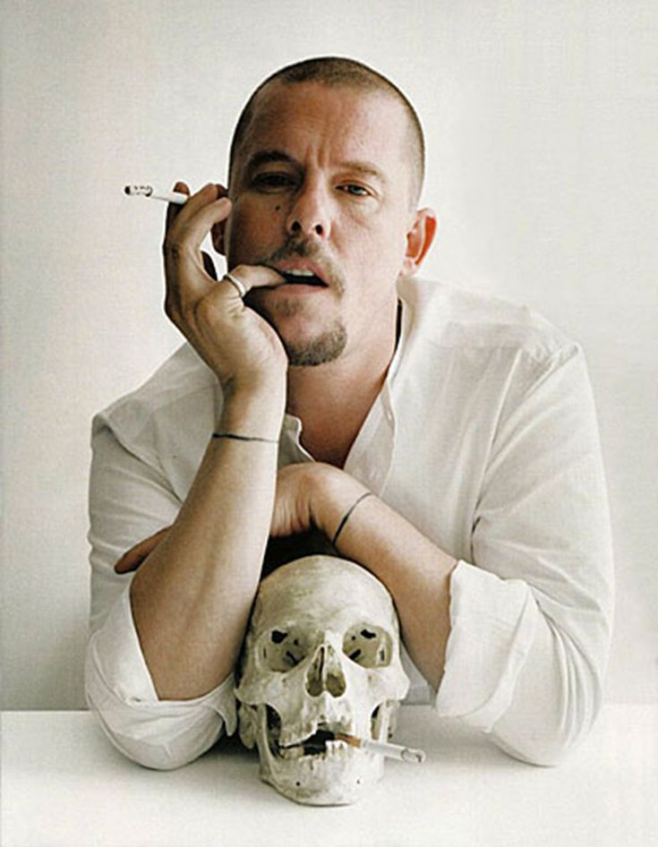 The legendary Alexander McQueen. Fashion schools UAL and LCF with the V&A Museum are holding a fantastic illustration competition for their students, join now...