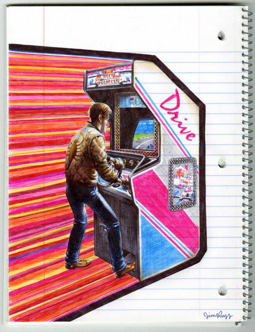 Drive | Jim Rugg