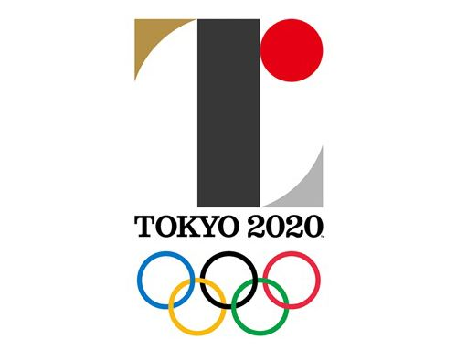 Tokyo is Ditching Its 2020 Olympics Logo | Tokyo's now-scrapped logo for the 2020 Olympics | From WIRED.com
