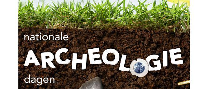 De Nationale Archeologiedagen gaan weer van start. Tot en met zondag worden in het hele land uiteenlopende activiteiten georganiseerd.
