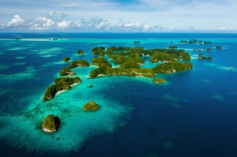 Palau wants to ban budget travellers