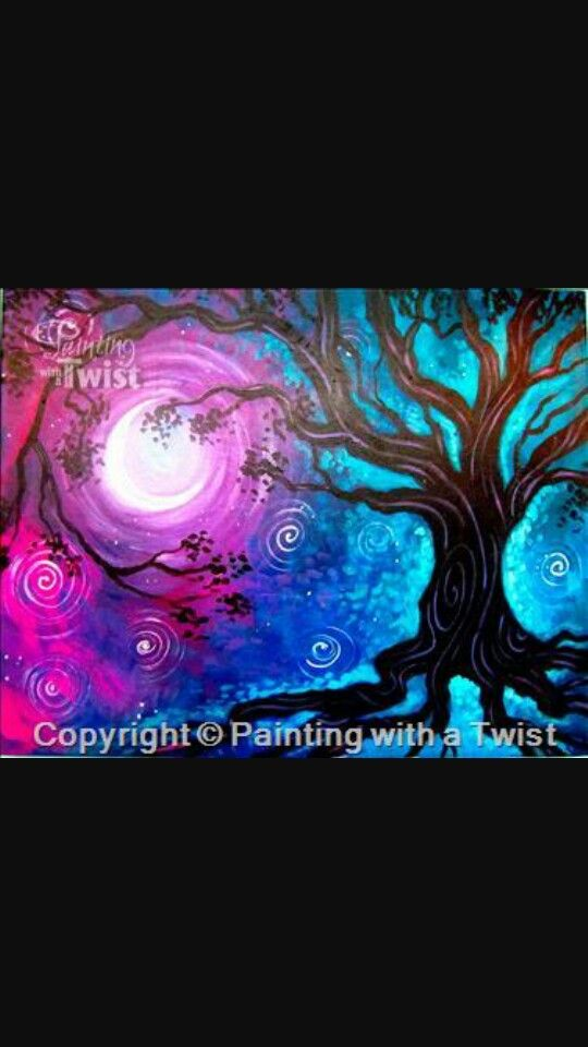 57 best painting with kids images on pinterest acrylic for Painting with a twist san diego