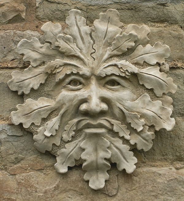 Have A Look At This Green Man Garden Ornament Blackwell Page From The Green  Man Garden