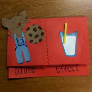 Cause and Effect, If You Give A Mouse A Cookie