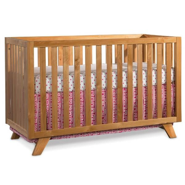 Product Image for Child Craft™ SOHO 4-in-1 Convertible Crib in Natural 1 out of 4