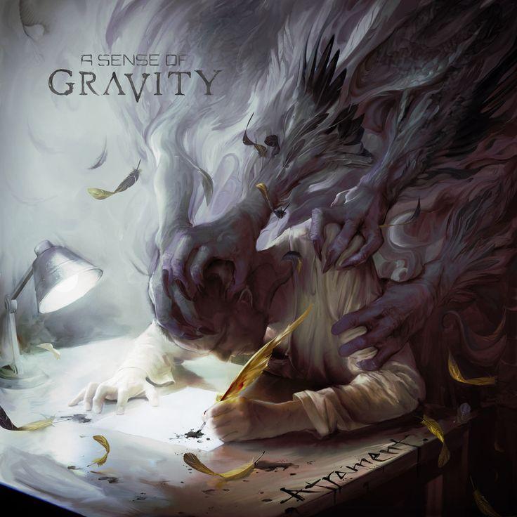 A Sense of Gravity - Atrament [1200x1200]