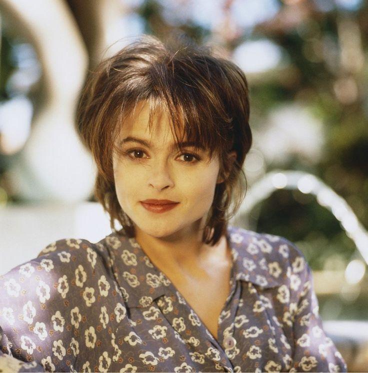 Хелена Бонэм Картер в фотосессии Эми С. Этра (1997).