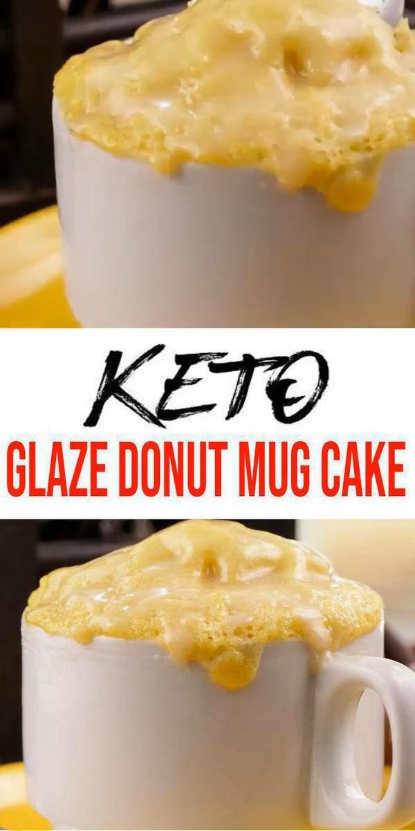 Keto Mug Cake! Easy low carb keto mug cake recipe. BEST ...