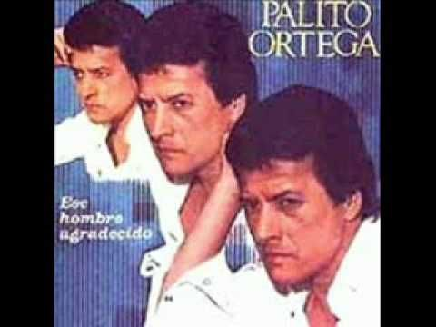 PALITO ORTEGA  - ALBUM COMPLETO - ESE HOMBRE AGRADECIDO - Lp Nº 36