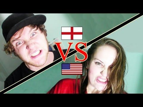 WORD BATTLE | England VS America!