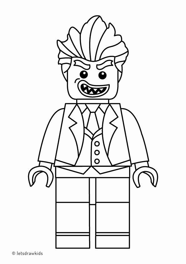 Lego Joker Coloring Page Luxury 25 Best Ideas About Lego Movie Coloring Pages On Pinterest In 2020 Lego Coloring Pages Lego Coloring Batman Coloring Pages