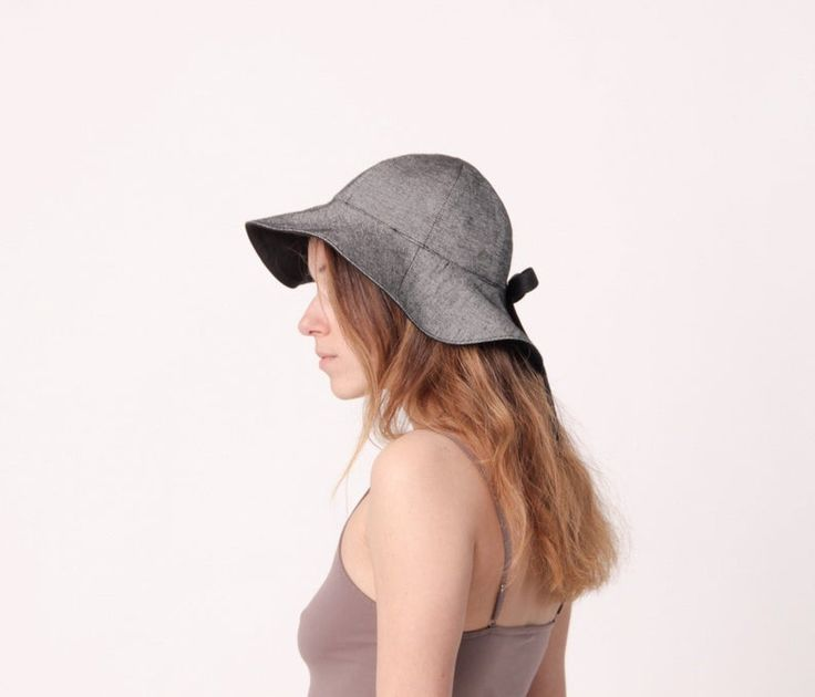 Sun Hat Pattern – – – Sewing patterns for women – – – Hat pattern for women – – – Hat pattern for kids – – – Hat patterns to sew – Sewing Patterns