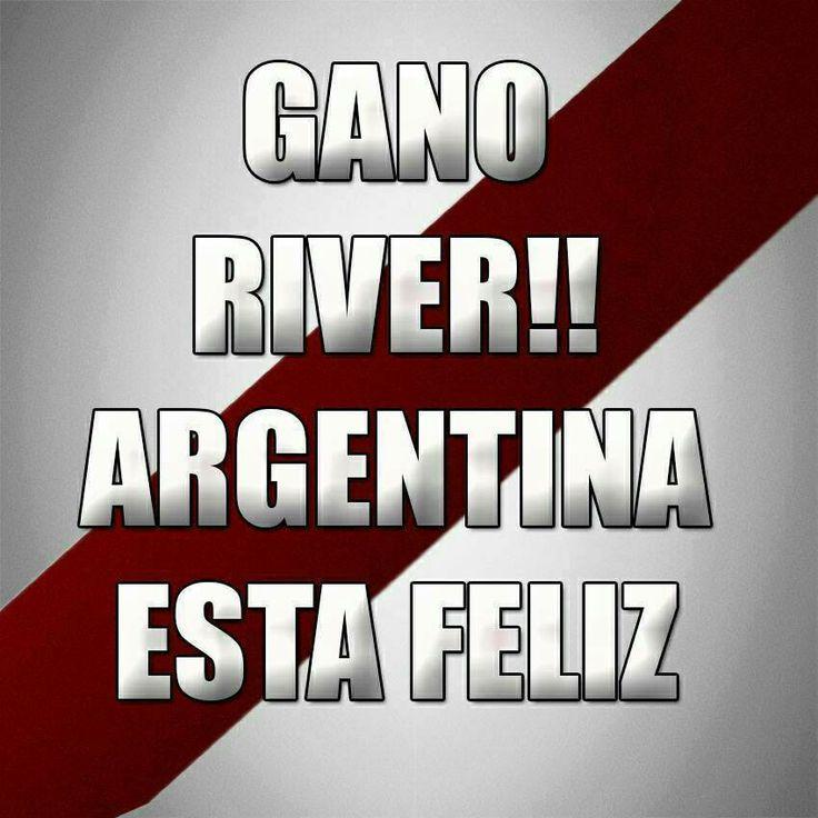 Ganó River Plate 20/04/2014