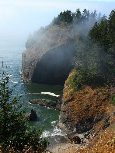 Southern Most Oregon Coast