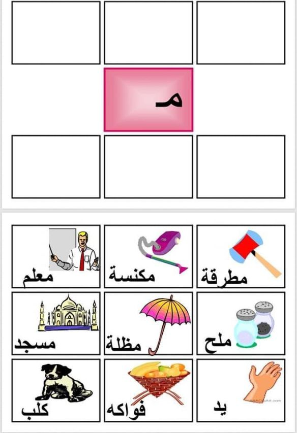 الحروف نتائج البحث مدونة جنى للأطفال Arabic Alphabet Arabic Alphabet For Kids Learn Arabic Alphabet