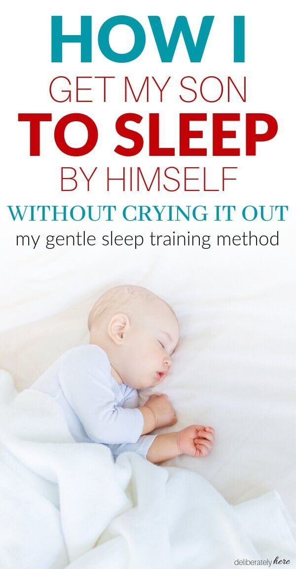 How to Get Your Baby to Sleep on Their Own Without a Fight – Baby Tips & Tricks ❤