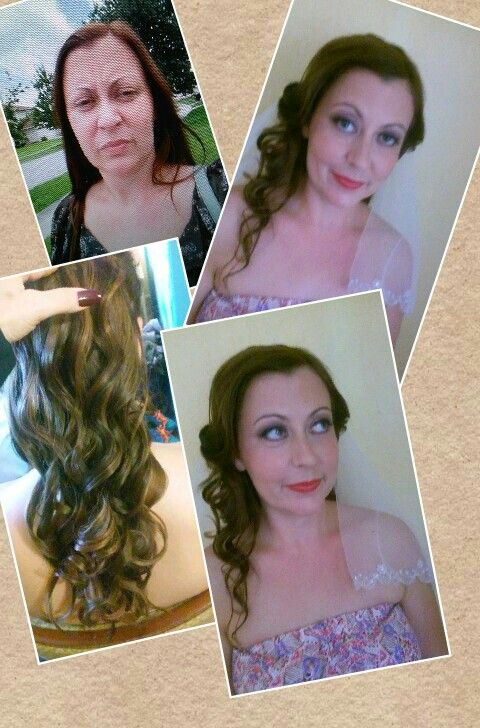 79 best wedding day hair extensions before after brides images hair makeup by lara national team bride pmusecretfo Image collections