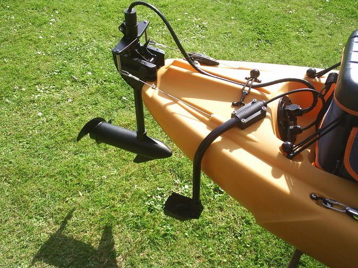 electric motors for trolling kayak - Поиск в Google