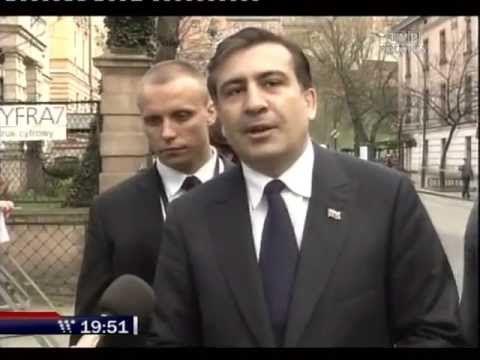 Przez pół świata na pogrzeb Lecha Kaczyńskiego. Przypomnijmy jaką drogę przebył prezydent Gruzji! [WIDEO] | Prosto z mostu