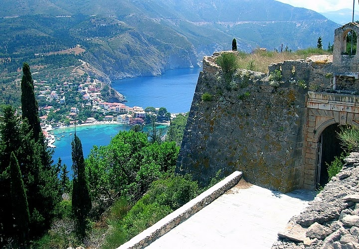 Assos, Kefalonia #Greece