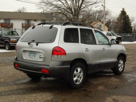 Used-cars-for-sale-in-Minneapolis | 2005 Hyundai Santa Fe GLS | http://minneapoliscarsforsale.com/dealership-car/2005-hyundai-santa-fe-gls