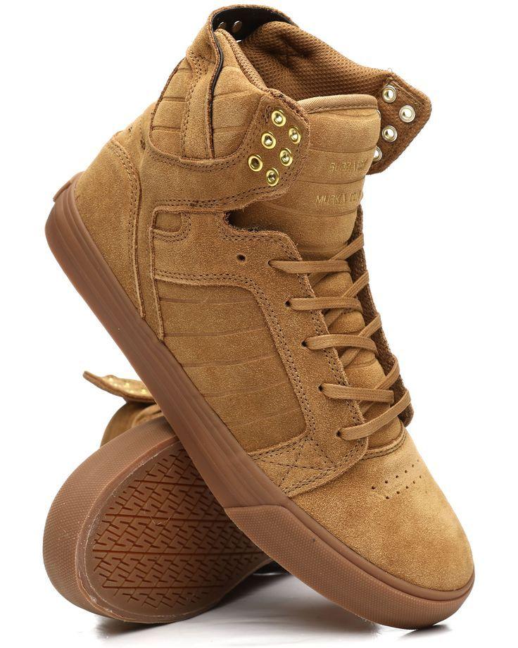 87d2e05b768975 Skytop Sneakers Men s Footwear from Supra at DrJays.com