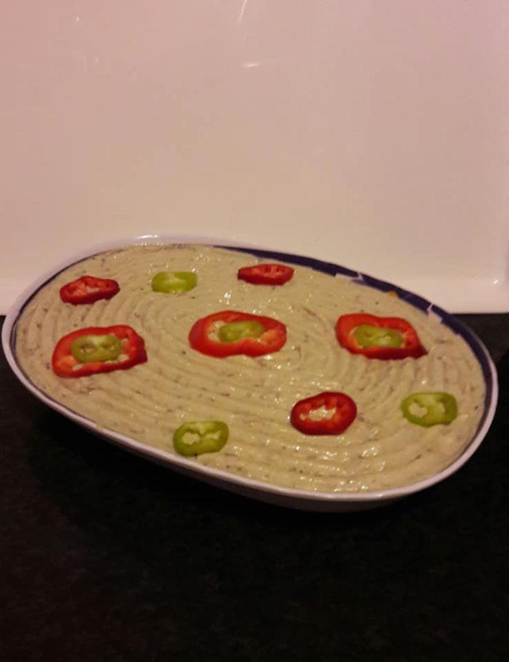 Padlizsánkrém majonézzel és hagymával, így a legfinomabb!