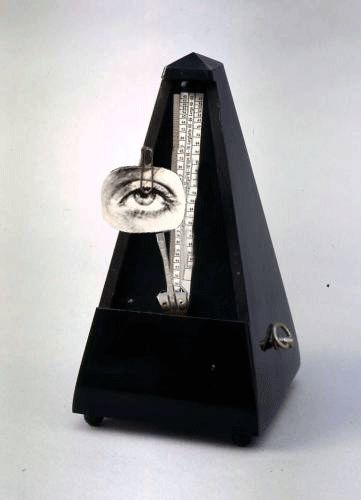 Man Ray Metronome All Seeing Eye Man Ray All Seeing