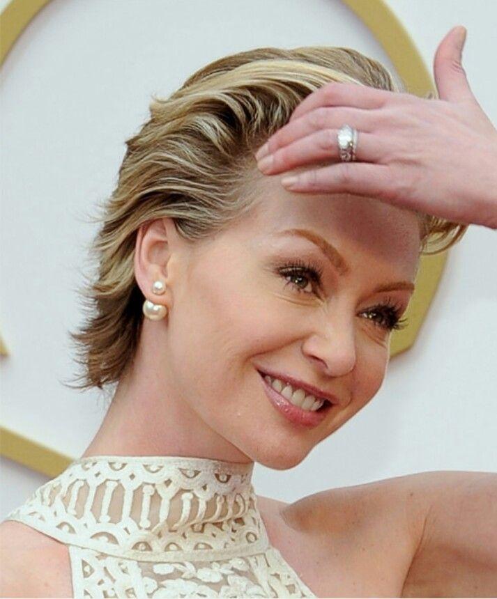 Portia De Rossi Wedding Hair: 27 Best Images About Portia DeGeneres On Pinterest