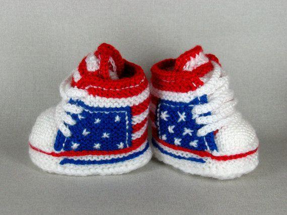 Maglia Scarpe Bambino Baby Uncinetto Crochet EqCOx5