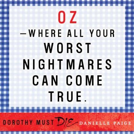 Dorothy Must Die Graphic #4