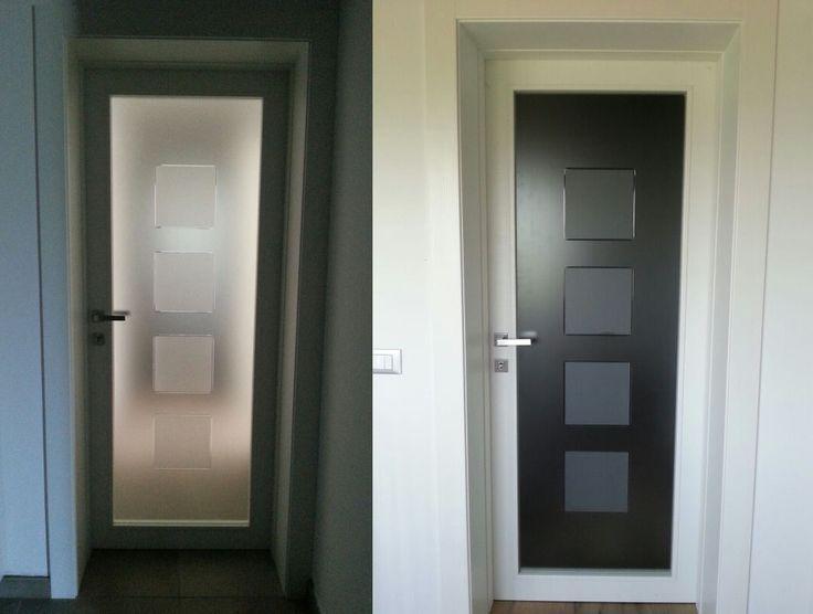 25 best images about porte in vetro porte scorrevoli in vetr on pinterest led boxes and ravenna - Porte scorrevoli a specchio ...