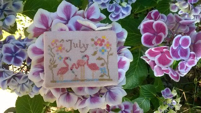 IL TEMPO PERSO: JULY