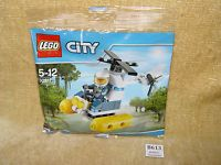 LEGO Sets: City: 30311-1 Swamp Police Helicopter Polybag (2015) Promo BNIB NEW