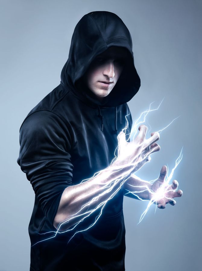 electrokinesis superpower - Google Search