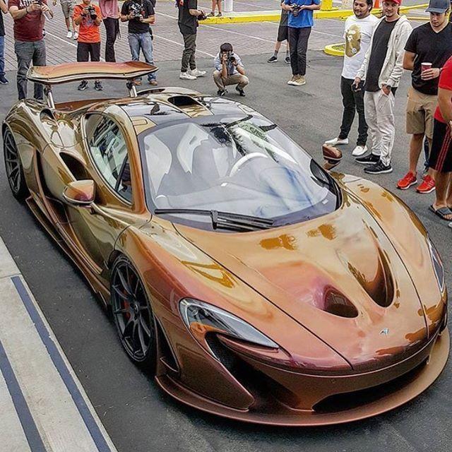 McLaren P1 #McLaren