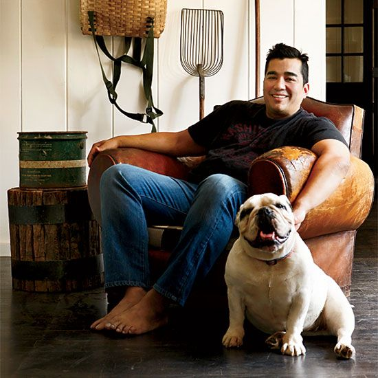 Jose Garces's Farmhouse Kitchen on Food & Wine