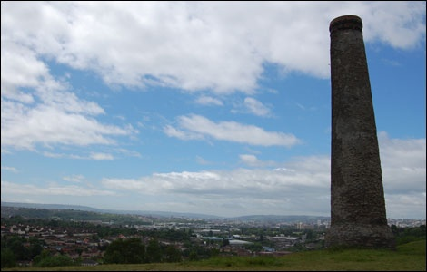 Troopers Hill. St George Bristol.