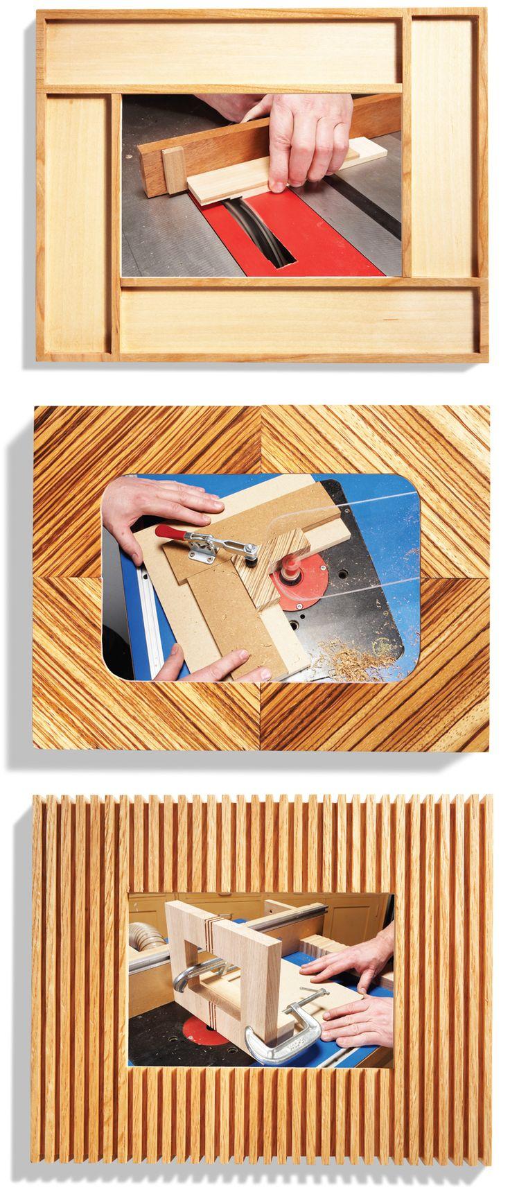 miter free picture frames popular woodworking magazine