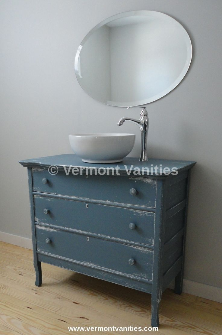 We Meticulously Restore, Refinish, And Upcycle Quality Dressers Into Vessel  Sink Vanities. Www