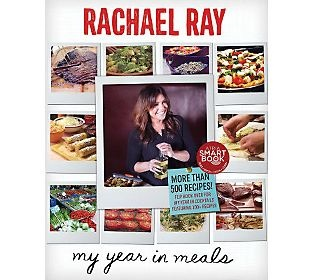 My Year in Meals Cookbook by Rachael Ray