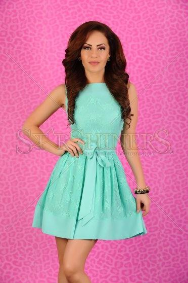 Rochie LaDonna Elegant Look Turquoise